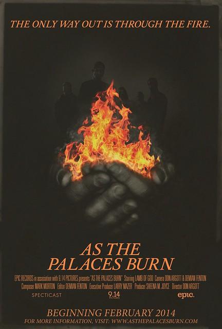 Lamb Of God: As The Palaces Burn