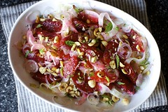 Fennel and Blood Orange Salad