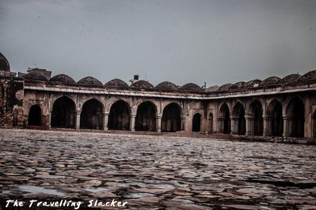 Begumpur Masjid (3)