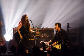 Shovels and Rope at The Commodore Ballroom © Erik Iversen