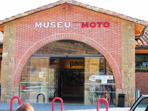 Pyrenees, Motorcycle Museum Oliana Spain