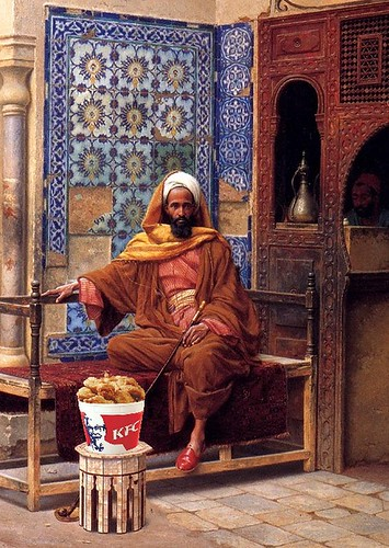 KFC Cancels Syria's Order