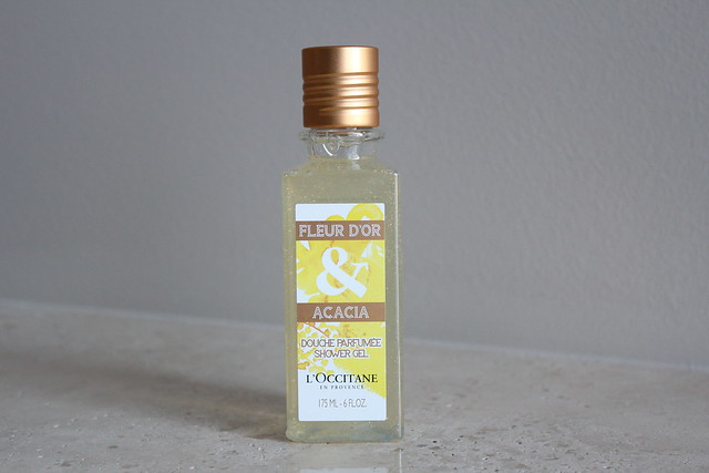 L'Occitane en Provence Fleur d'Or and Acacia review