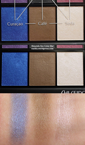 Shiseido Eye Color Bar