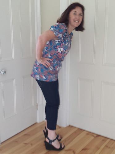 Sewaholic Pendrell blouse