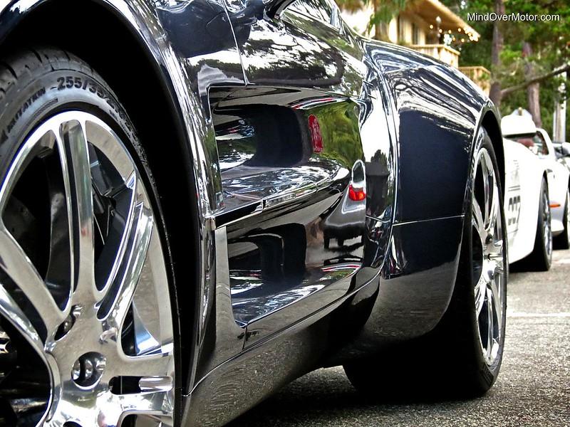 Aston Martin One-77 Side Vent
