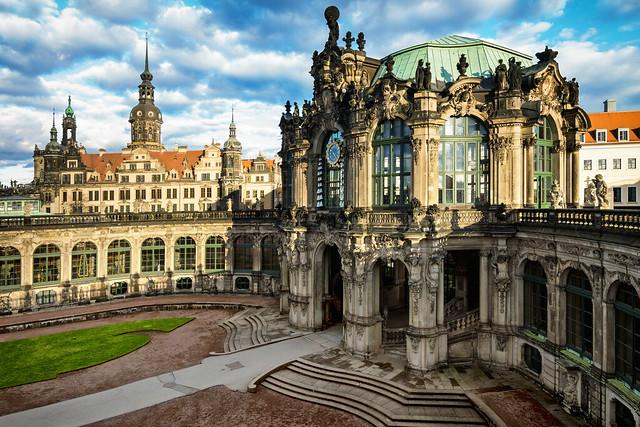 Barockes Dresden