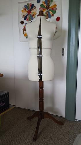 Ada, my new dress form