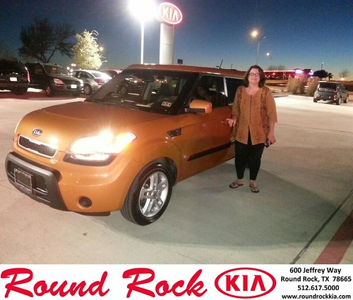 Round Rock KIA Customer Reviews and Testimonials-Cynthia Goode by RoundRockKia