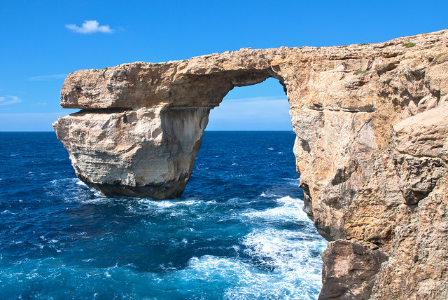 Malta: Gozo, Azure Window