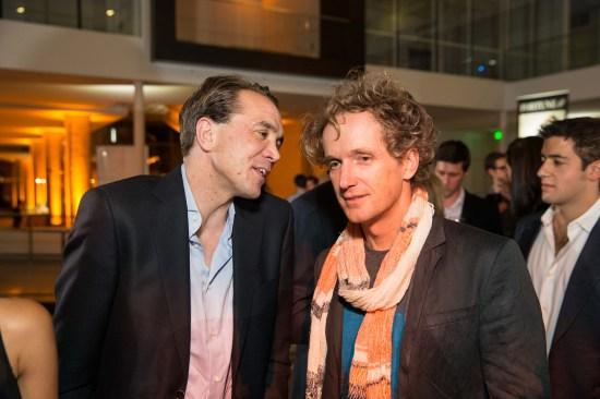 Marcel Reichert, Yves Behar