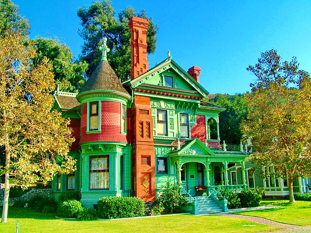 Hale House c.1887