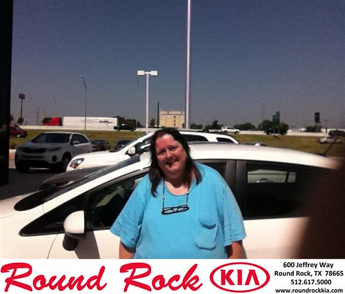 Happy Birthday to Sarah Utter Burg  from Timmy Wiles and everyone at Round Rock Kia! #BDay by RoundRockKia
