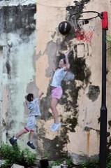 Georgetown street art- painted 12