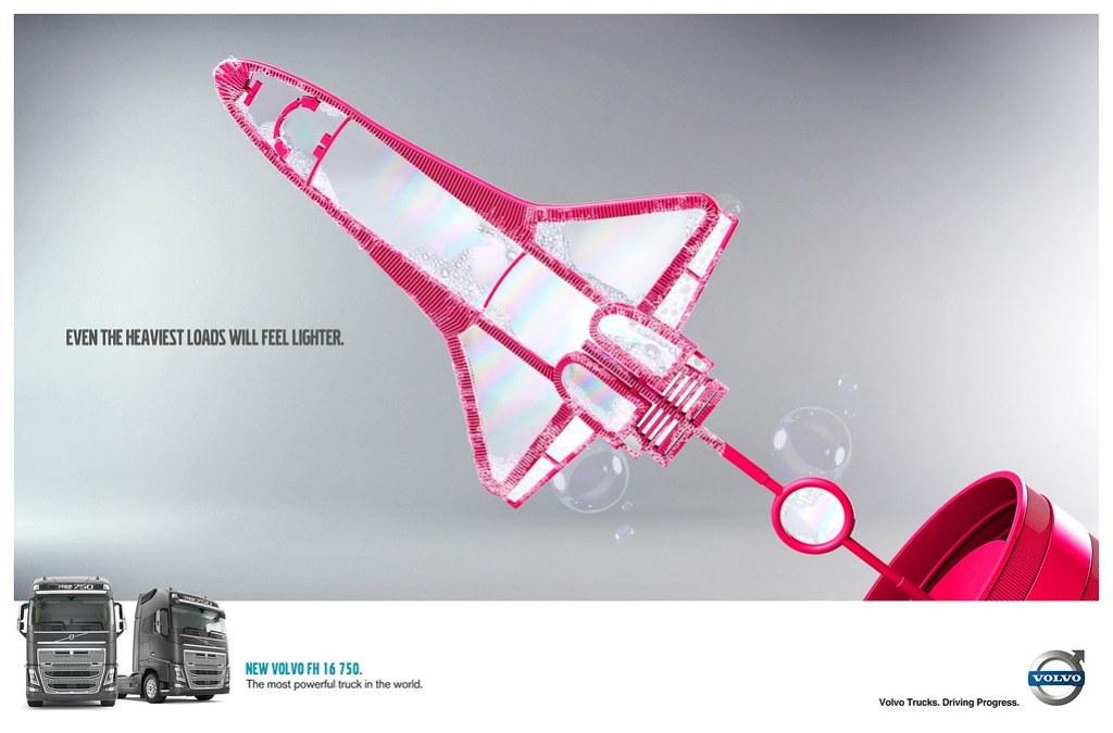 Volvo - Lighter Rocket