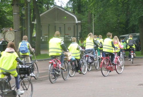 Netherlands - school outing
