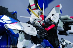 Metal Build Freedom Gundam Prism Coating Ver. Review Tamashii Nation 2012 (63)