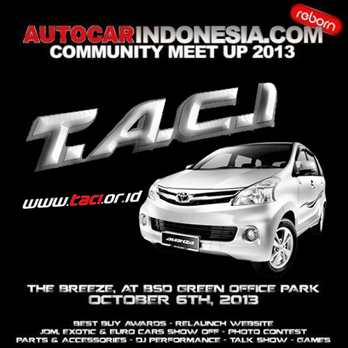 TACI Goes to AutoCar