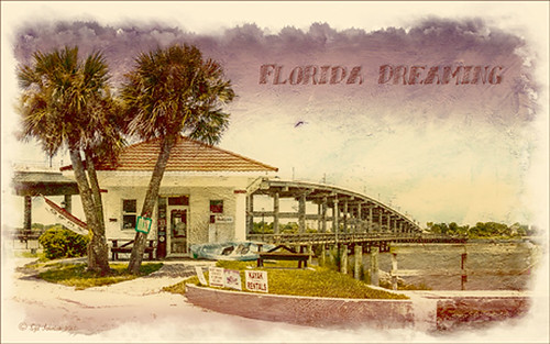 Image of Granada Bridge over Halifax River in Ormond Beach
