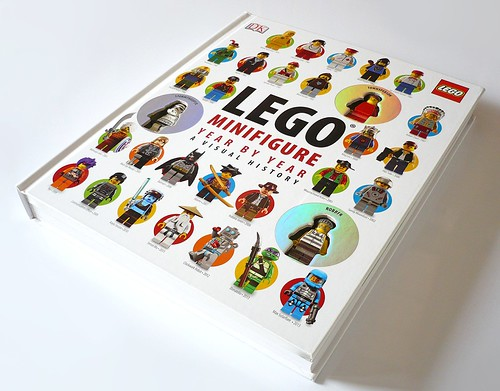 LEGO Minifigure Year by Year A Visual History 01