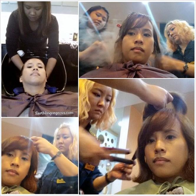 Park jun Salon Mucota hair treatment review