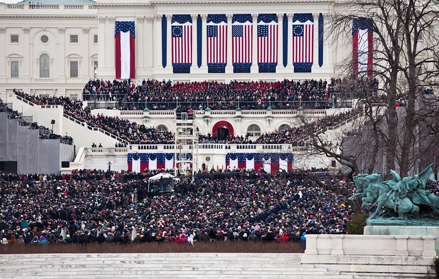The Second Presidential Inauguration of Barack Obama