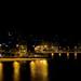 Praias da Flecha e Icaraí - Visão noturna