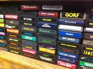 Twist and Shout: Atari Games