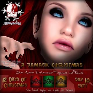 EP - A Damask Christmas