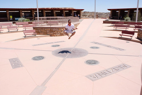 Four corners, USA