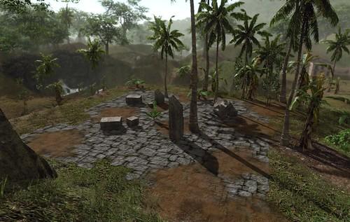 Jungle Road - Plantation House