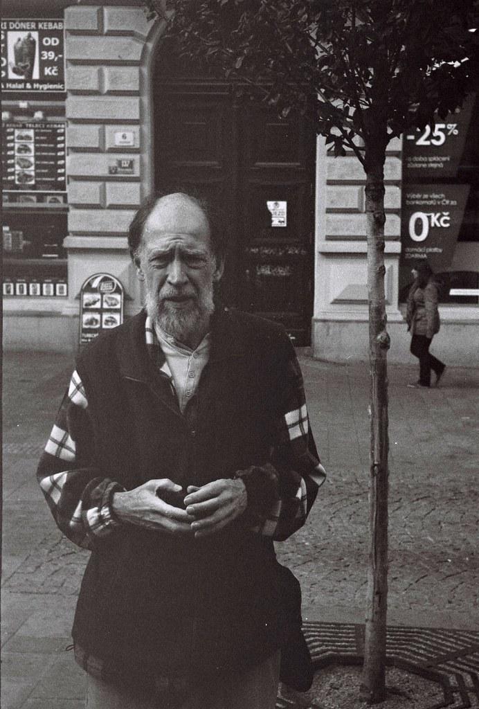 Kiev 4 - Bearded Man