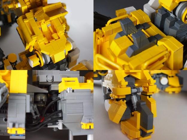 Gunnlöð the Future Heavy Equipment 06