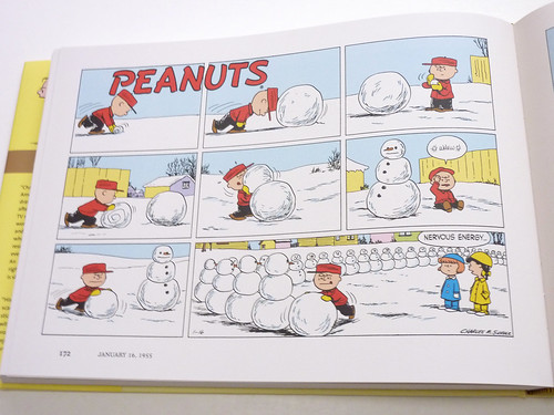 Peanuts Every Sunday 1952-1954