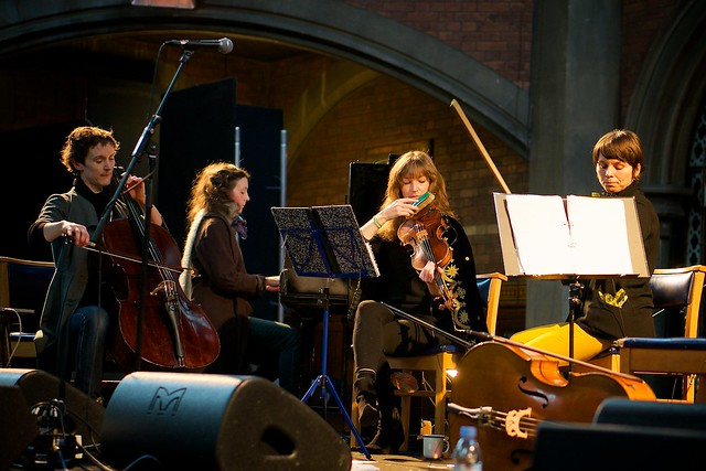 Collectress - Daylight Music at the Union Chapel - November 30th