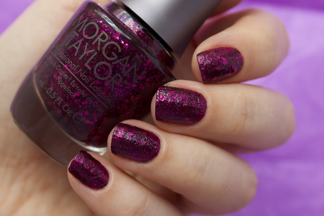05 Morgan Taylor To Rule Or Not To Rule without topcoat