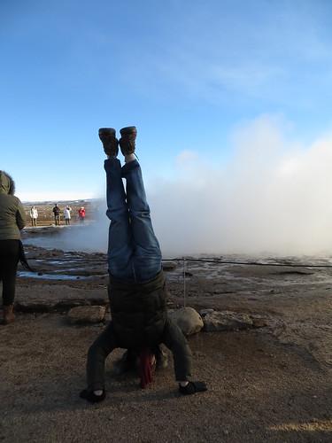 geyser headstand fail 4