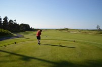 Links at Crowbush Cove - 15th hole