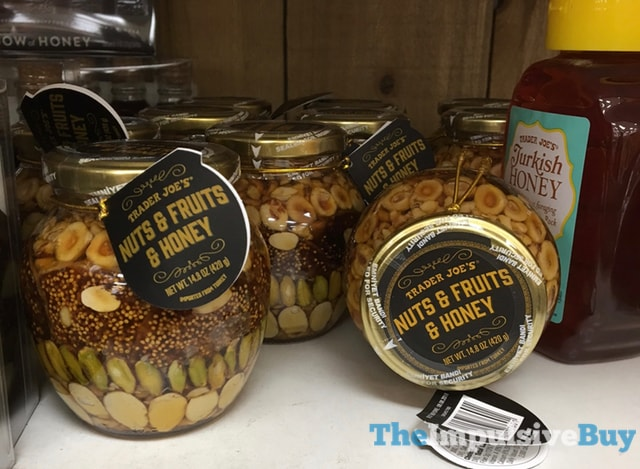 Trader Joe's Nuts & Fruits & Honey