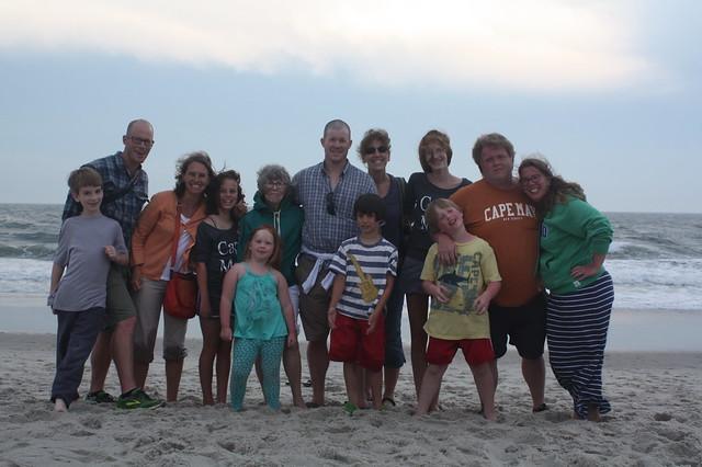 The big family portrait