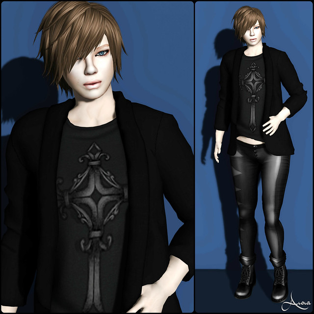 Bloggers Challenge - AndrogyMe Pic 1