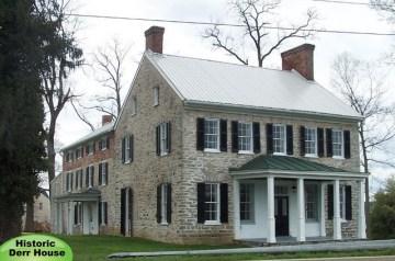 Dearbought Historic Derr House