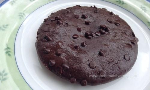 Market Pantry Chocolate Truffle Muffin Caps Closeup