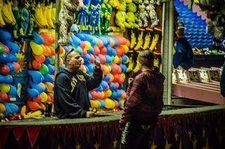 Ballon Games