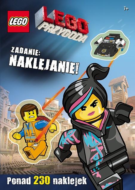 The LEGO Movie Zadanie Naklejanie