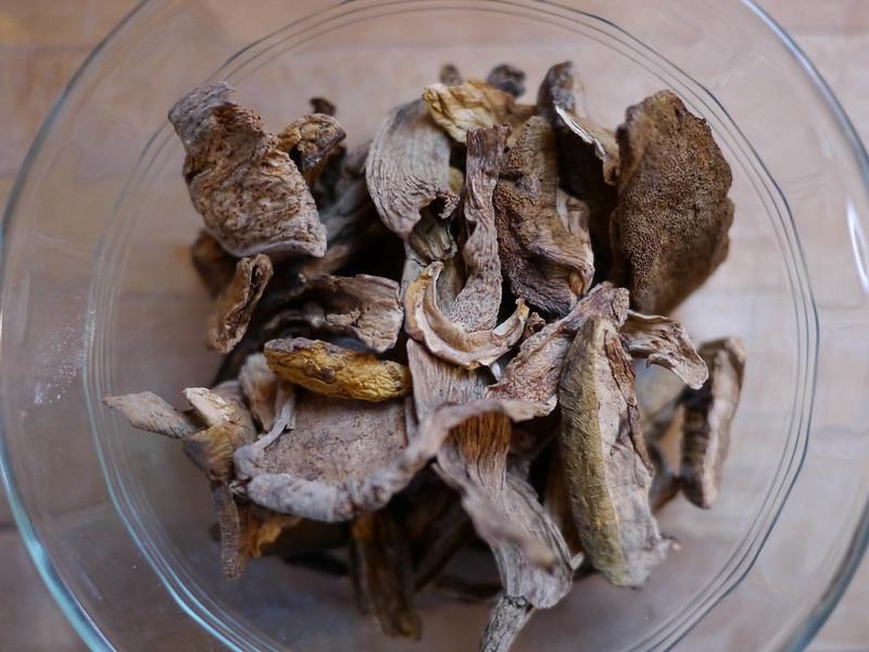 Pierogies - Dried porcini