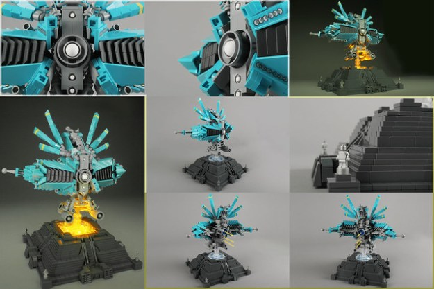 The Turquoise Lord - Additional Photos