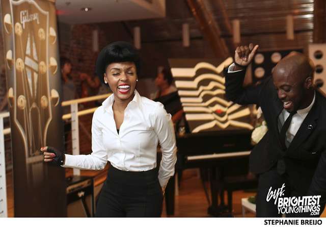 Janelle Monae Electric Lady Photos DC Brightest Young Things9