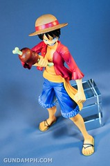 Monkey D. Luffy - P.O.P Sailing Again - Figure Review - Megahouse (50)
