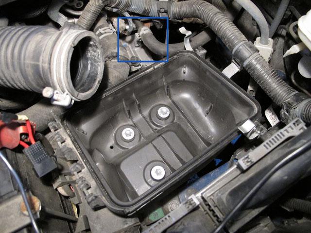 Location Of Cylinder 6 V6 Toyota